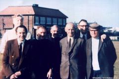 Wheatley Hill Bowls Club, 1980.