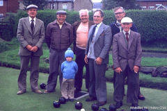 Wheatley Hill Bowls Club - no date.