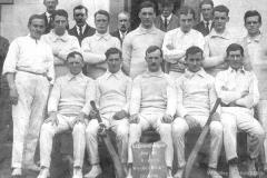 Wheatley Hill Cricket Team - no date.