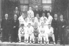 Wheatley Hill Cricket Team, 1933.