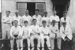 Wheatley Hill Cricket Team, 1940s.
