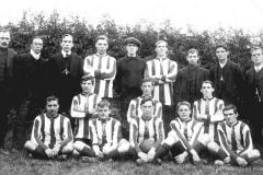 Wheatley Hill Football Team, 1912.