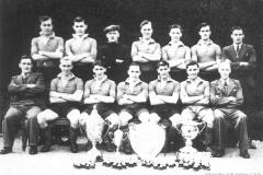Wheatley Hill Football Team, 1940s.