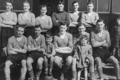 Wheatley Hill Football Team, 1948-1949.