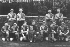 Winners of the East Durham League. 1949-1950.