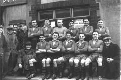 Wheatley Hill Football Team at Sherburn Hill, Saturday 17th February, 1951.