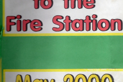 Visit to the Fire Station 2000